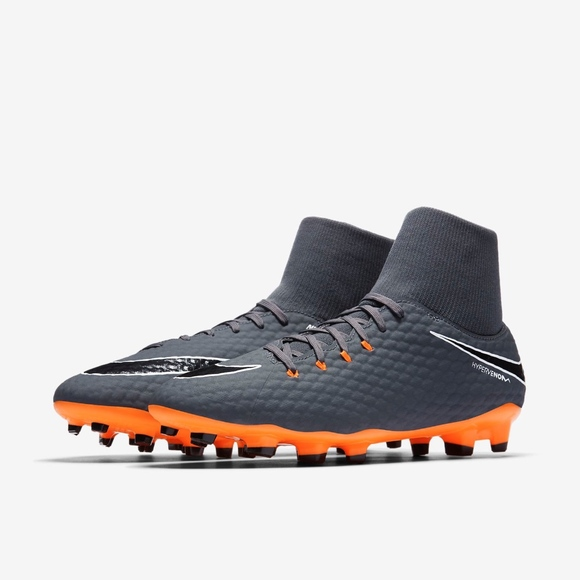 1aac4393837 Nike Hypervenom Phantom III Academy DF FG Cleats